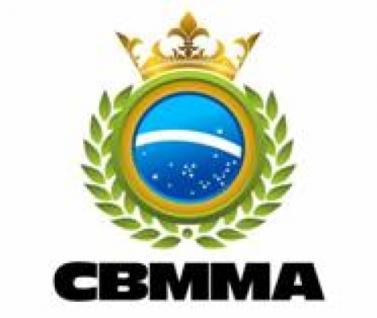 logo confederação Brasileira de MMA