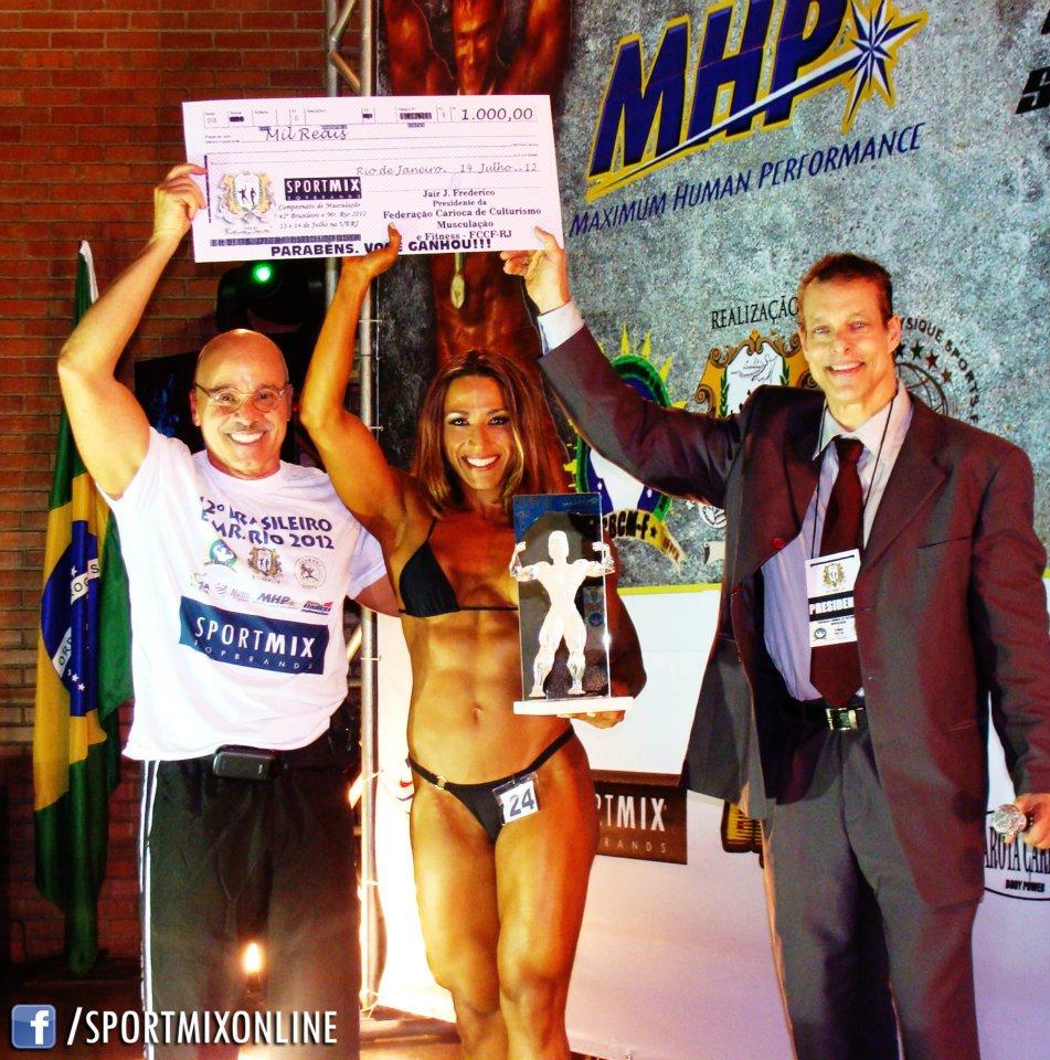 42º Brasileiro e Mr. Rio 2012 na UERJ