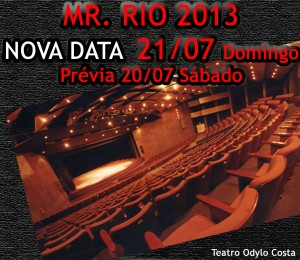 nova data mr rio OK