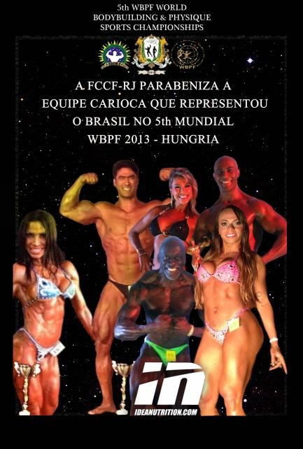 Mundial Hungria 2013