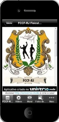 Aplicativo Fccfrj